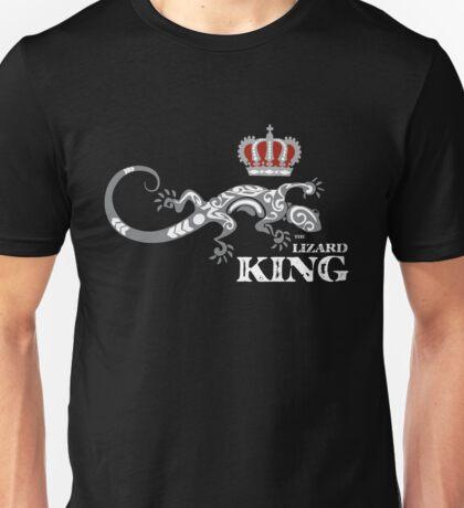Lizard King Jim Morrison The Doors Classic rock Design Unisex T-Shirt