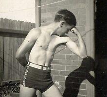 Muscle Man by Margaret Stevens