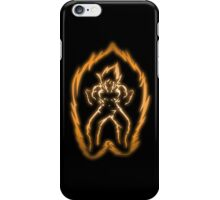 The Power of the Super Saiyan iPhone Case/Skin