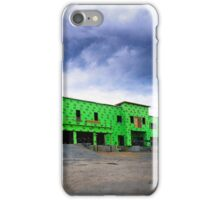New Parking Lot Construction Site iPhone Case/Skin