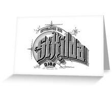 St Kilda Greeting Card