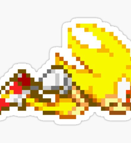 Super Sonic  Sticker