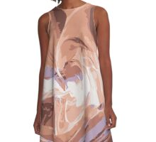 Abstract Patterns 3 A-Line Dress