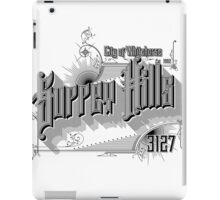 Surrey Hills iPad Case/Skin