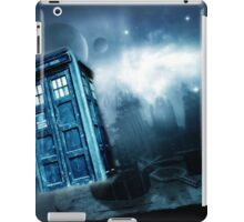 Tardis Doctor Who iPad Case/Skin