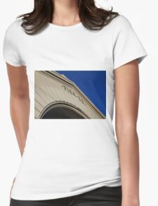Pier 33 Womens Fitted T-Shirt