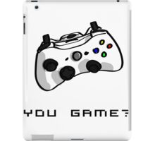 One of the most important questions iPad Case/Skin