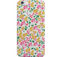 Petal and spot iPhone Case/Skin