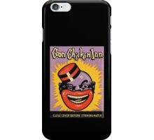 Coon Chicken Inn Matchbook Cover iPhone Case/Skin