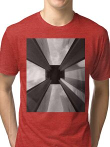 BERLIN GEOMETRIC Tri-blend T-Shirt