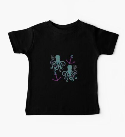 Octopussy Baby Tee