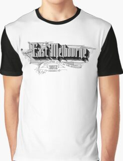 East Melbourne Graphic T-Shirt
