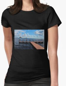 Pier Womens Fitted T-Shirt