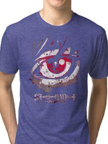 cool grunge death note Tri-blend T-Shirt