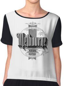 Melbourne Chiffon Top