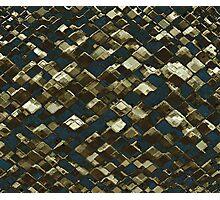 DISTORTED STONES Photographic Print