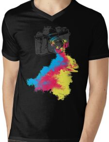 I Think I Broke It. :( Mens V-Neck T-Shirt