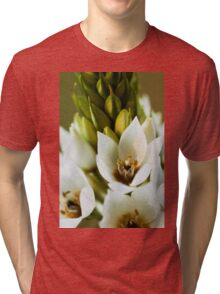 Beauty of the Tuberose Tri-blend T-Shirt