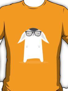 Hipster Bunny T-Shirt