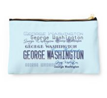 George Washington Studio Pouch