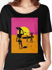 the endless summer  Women's Relaxed Fit T-Shirt