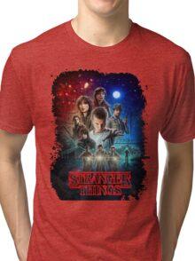 Stranger Things - Original Tri-blend T-Shirt