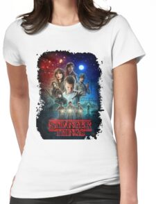 Stranger Things - Original Womens Fitted T-Shirt