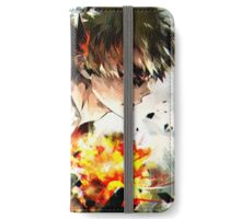 Burst! iPhone Wallet/Case/Skin