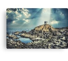 Shine Forever Canvas Print
