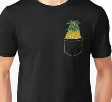 Pocket Pinapple Unisex T-Shirt