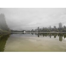 Lost lagoon Vancouver Photographic Print