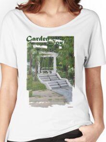 Garden joy Women's Relaxed Fit T-Shirt