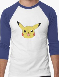 Pokemon - Pikachu Men's Baseball ¾ T-Shirt