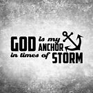 God is My Anchor  by Yincinerate