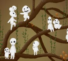 Tree Spirits Sticker