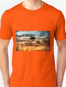 Little tree and Birds  Unisex T-Shirt