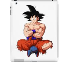 Goku Dragon Ball Z HD 2 iPad Case/Skin