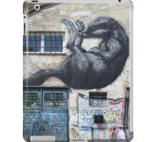 Graffiti Raccoon iPad Case/Skin