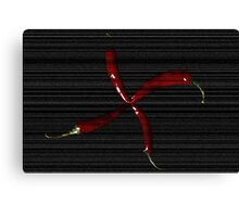 Chilli 2 Canvas Print