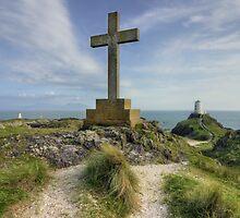 Llanddwyn Island by Ian Mitchell