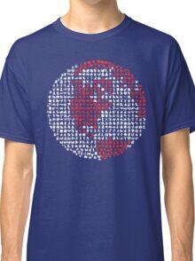 Poket Monsters Globe Classic T-Shirt