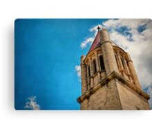 Piercing the Sky Canvas Print