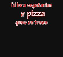 i'd be a vegetarian Unisex T-Shirt