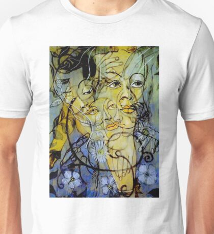 """""""HERA by FRANCIS PICABIA"""" Vintage (1898) Print Unisex T-Shirt"""