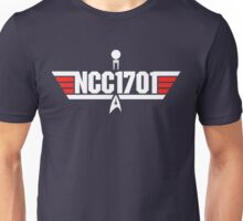 Top NCC1701 2 Unisex T-Shirt