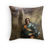 GABEN - WELCOME TO PC MASTER RACE. Throw Pillow