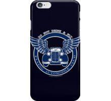Do not drink & fly iPhone Case/Skin