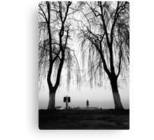 The Weeping Song Canvas Print