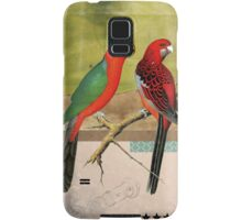Animal Collection by Elo -- Birds Samsung Galaxy Case/Skin