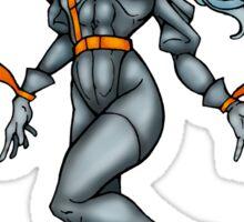 X-MEN Storm 90's Gray Costume Sticker